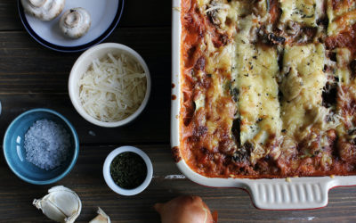 Klassisk Lasagne